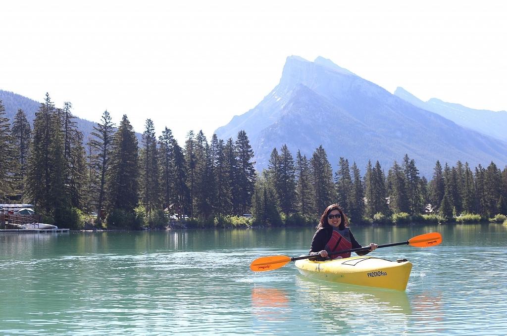 BanffPart2_Kayak2