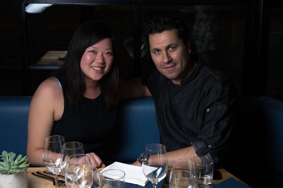 With Chef Claudio Aprile | Copetin