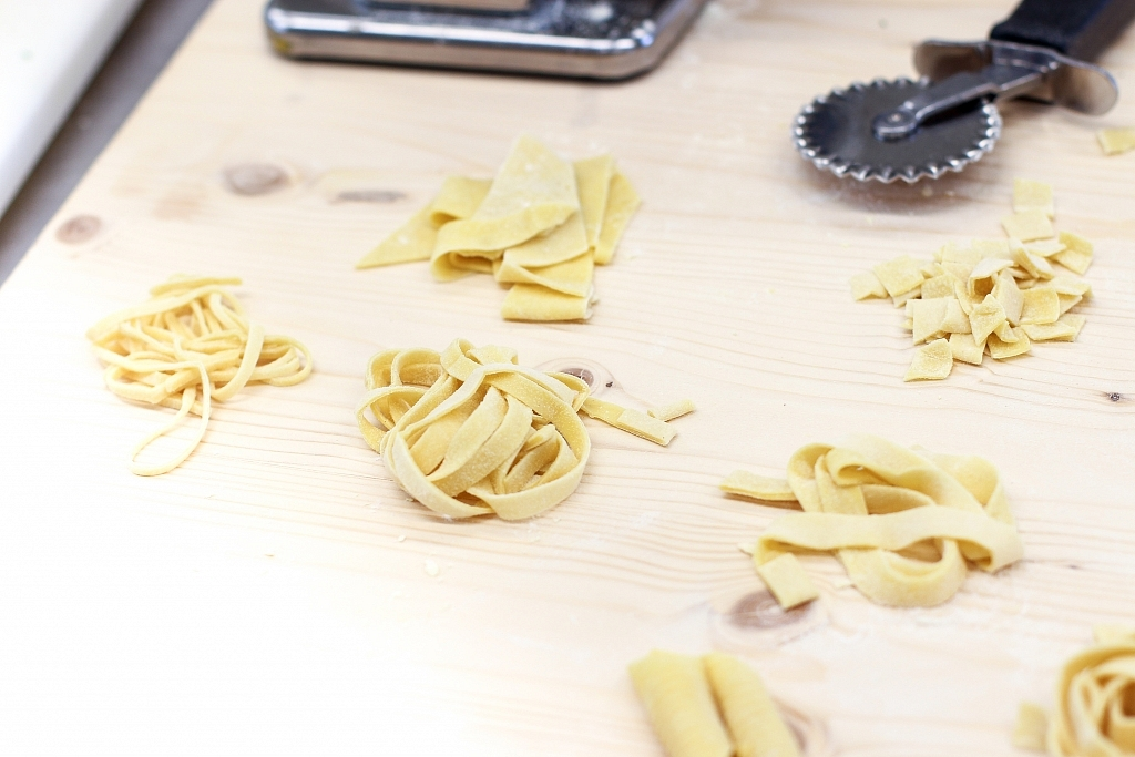 ALMA - various pasta shapes