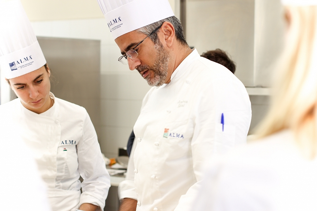 ALMA - Chef Andrea Ruisi