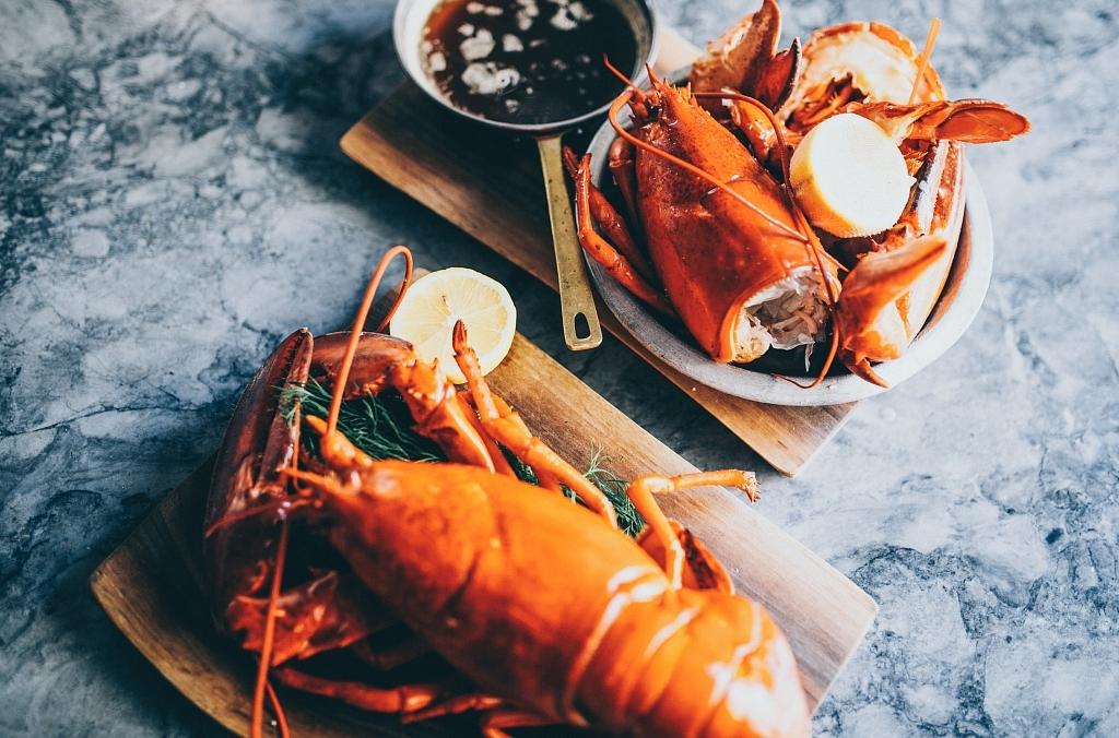 Bluenose Lobster