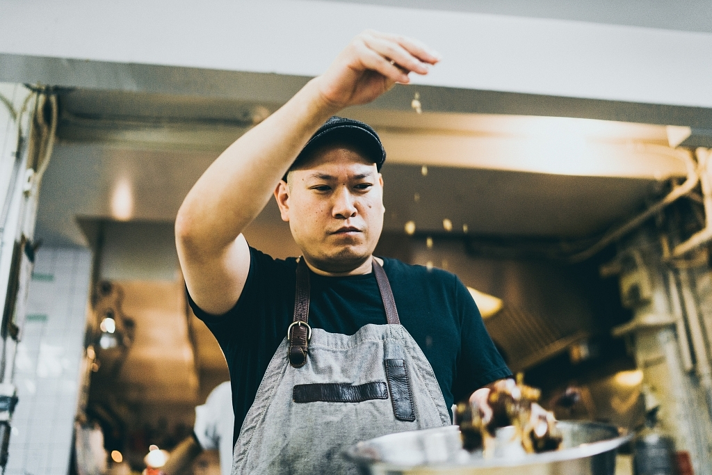 Assembly Chef's Hall | DaiLo's Nick Liu