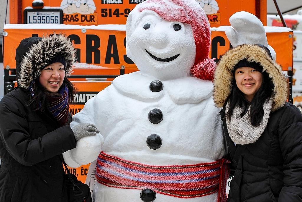 Montreal's Festival des Neiges