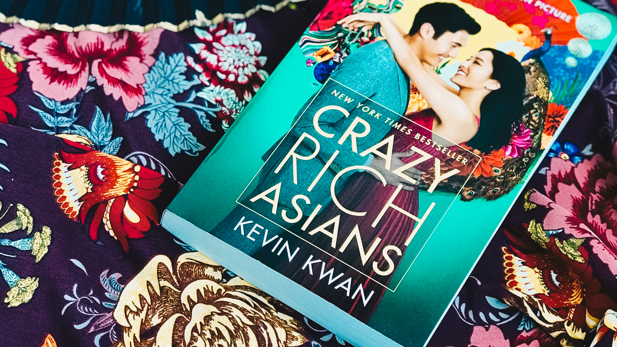 Crazy Rich Asian Book