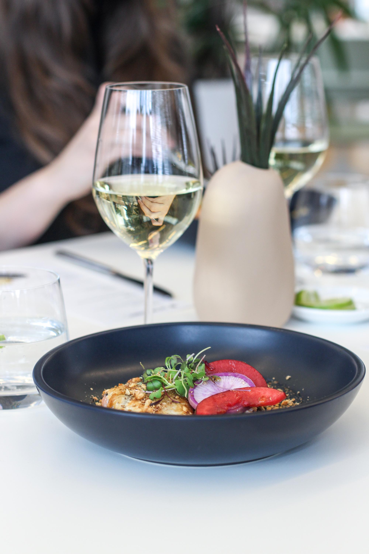Le Creuset's Minimalist Dinnerware | Gardiner Museum's Clay Restaurant