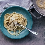 Traditional Cacio e Pepe