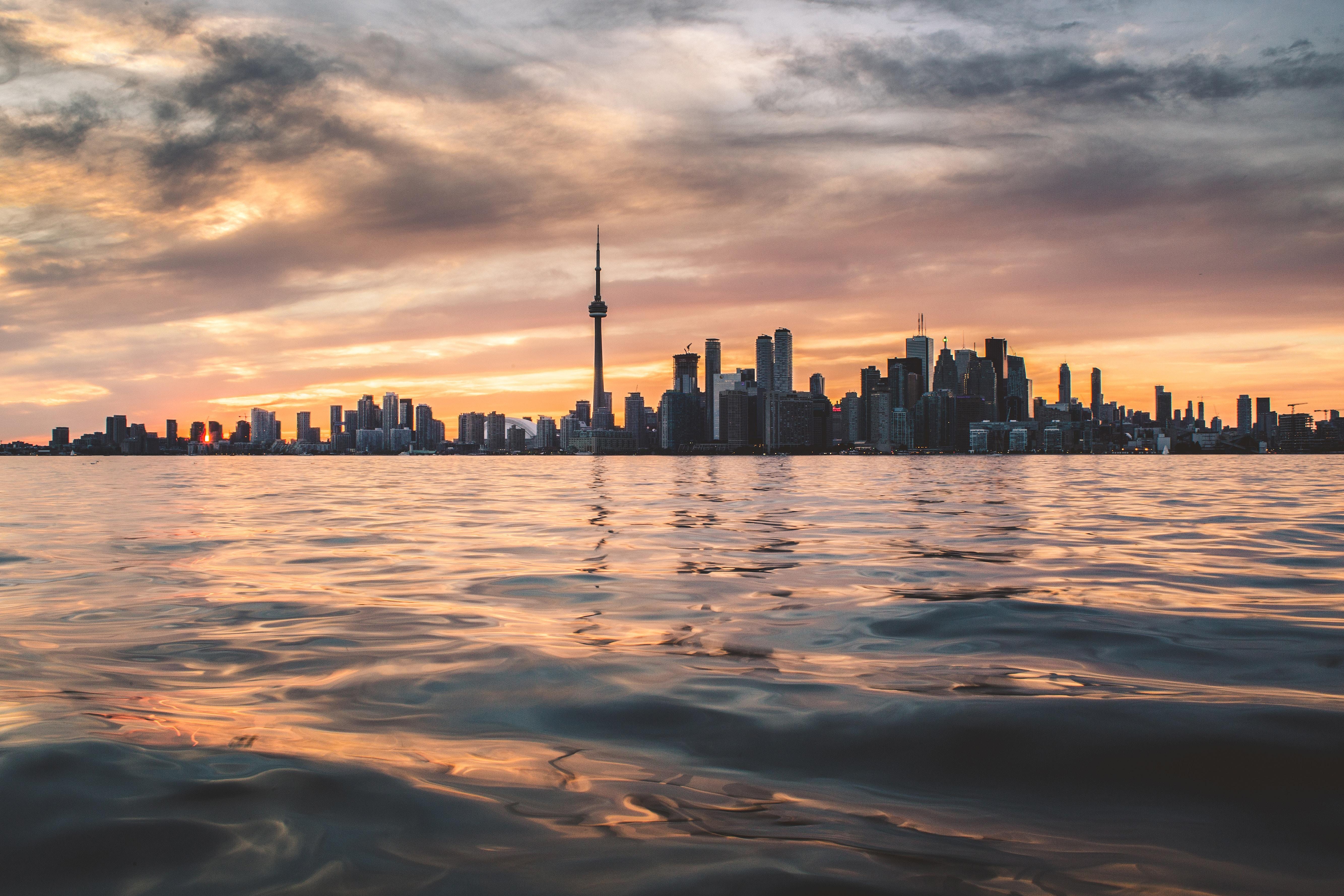 Toronto photo by Berkay Gumustekin