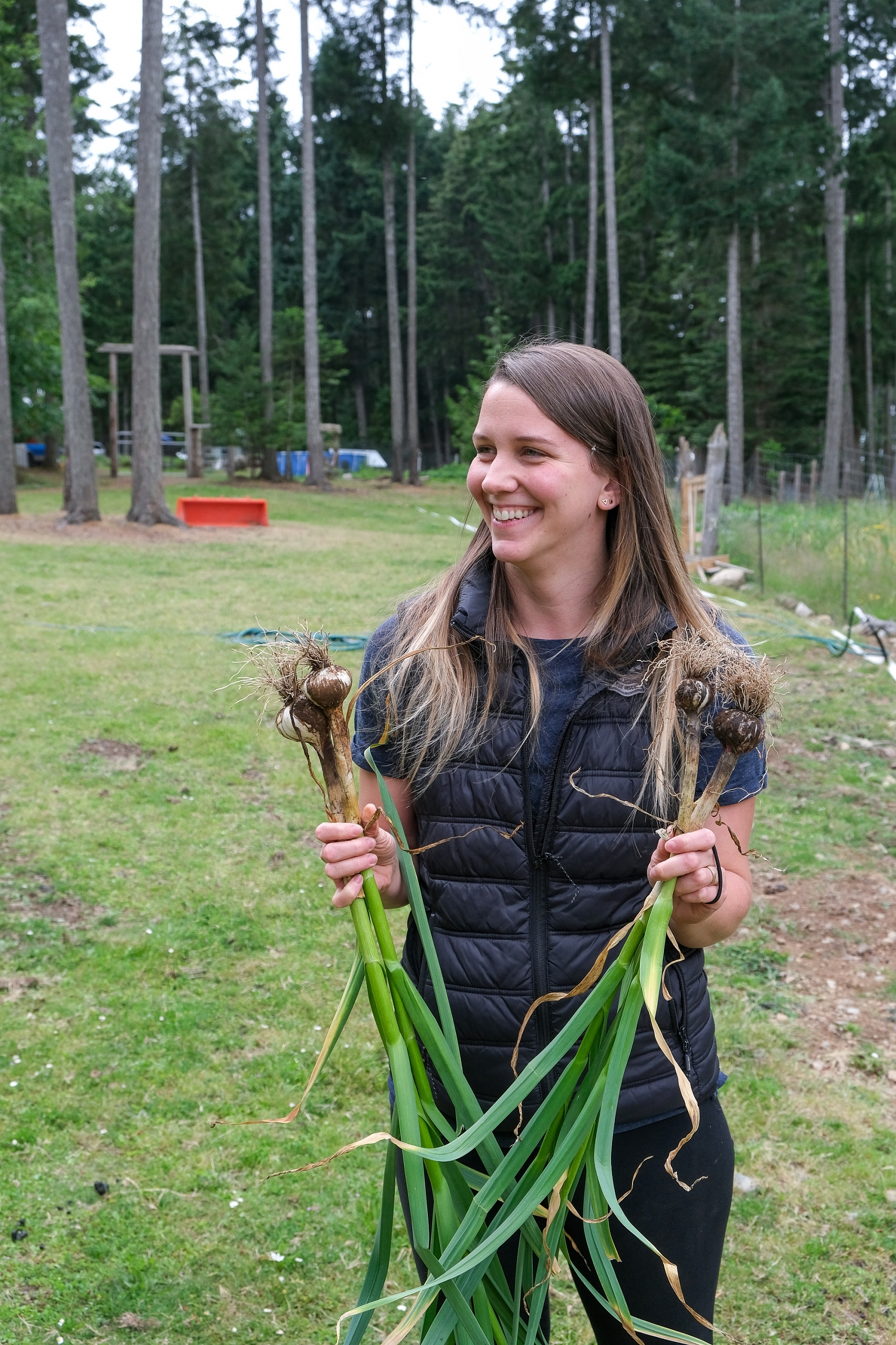Jennifer Knight of Deep Roots Farms